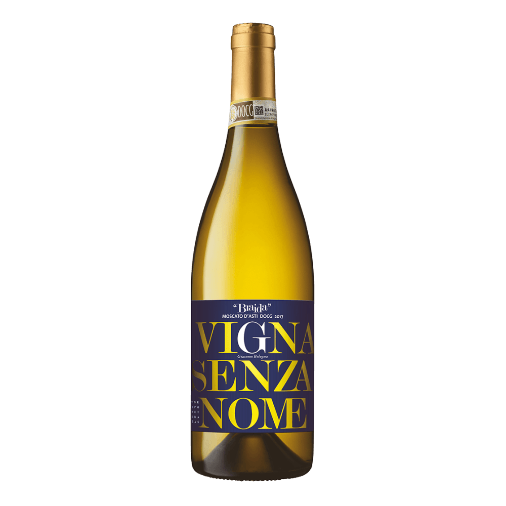 Шипучее вино Vigna Senza Nome, 0.75 л., 2017 г. (s)