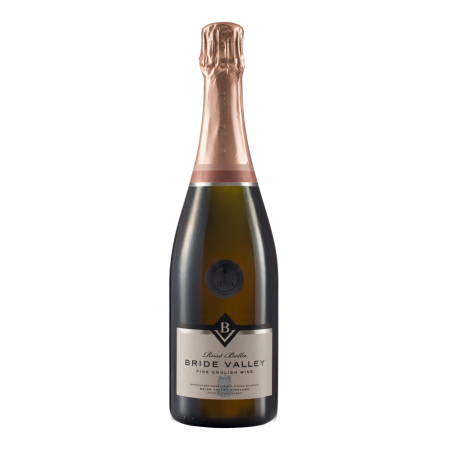 Игристое вино Bride Valley Rose Bella, 0.75 л., 2014 г. (s)