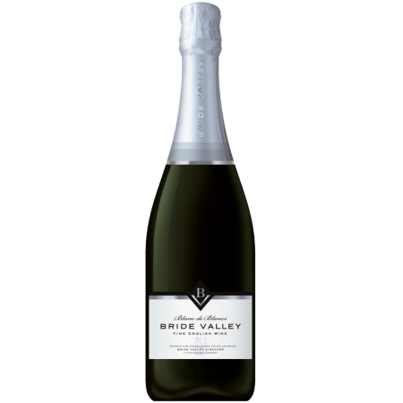 Игристое вино Bride Valley Blanc de Blancs Brut, 0.75 л., 2014 г. (s)