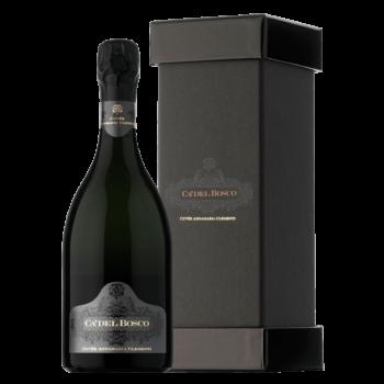 Игристое вино Franciacorta Brut Cuvee Annamaria Clementi, 0.75 л., 2008 г. (s)