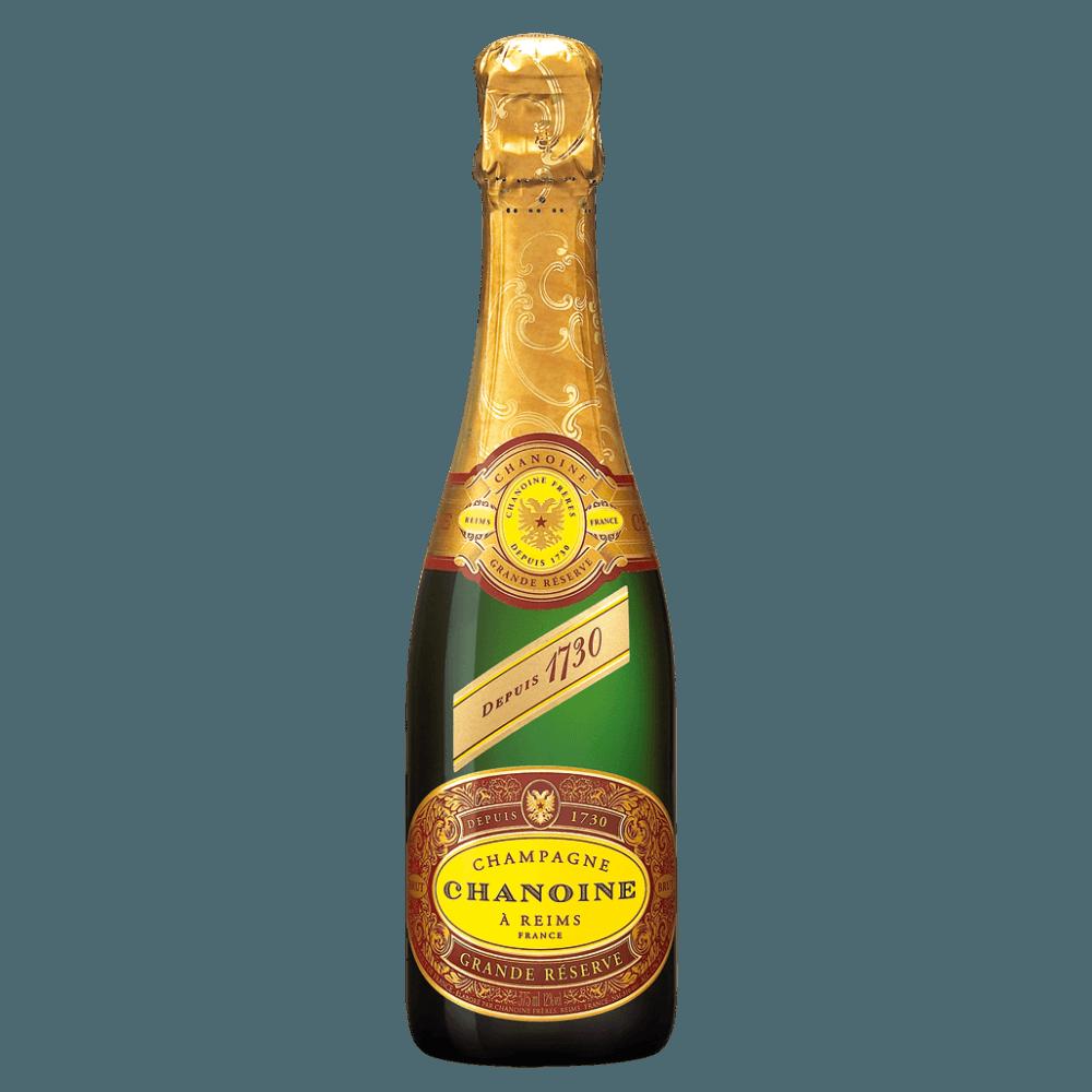 Шампанское Chanoine Grande Reserve Brut, 0.375 л. (s)