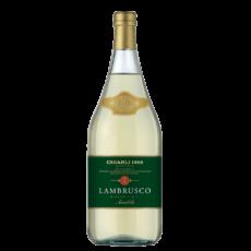 Шипучее вино Lambrusco dell'Emilia Bianco, 1.5 л. (s)