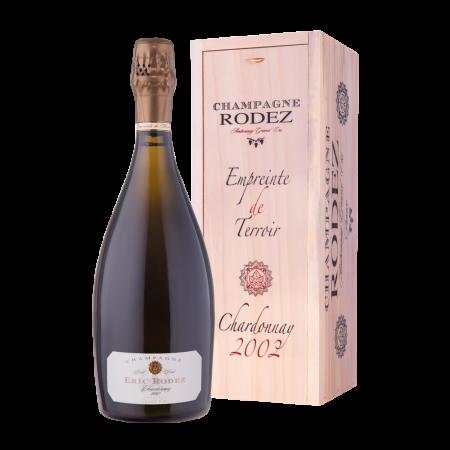 Шампанское Chardonnay Brut Ambonnay Grand Cru, 0.75 л., 2002 г. (s)
