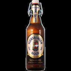 """Пиво """"Flensburger"""" Gold, 0.5 л."""