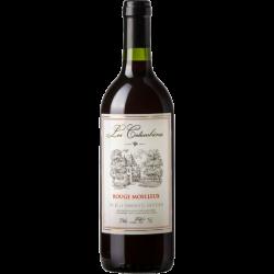 Вино Les Colombieres Red Semi Sweet, 0.75 л. (ew)