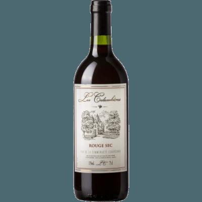 Вино Les Colombieres Red Sec, 0.75 л. (ew)