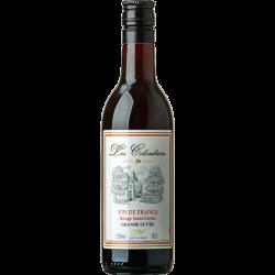 Вино Les Colombieres Red Semi Sweet, 0.187 л. (ew)