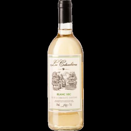 Вино Les Colombieres White Sec, 0.75 л. (ew)