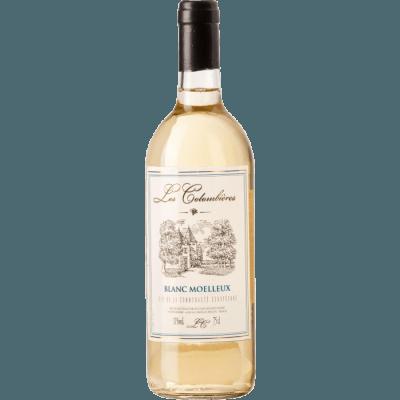 Вино Les Colombieres White Semi sweet, 0.75 л. (ew)