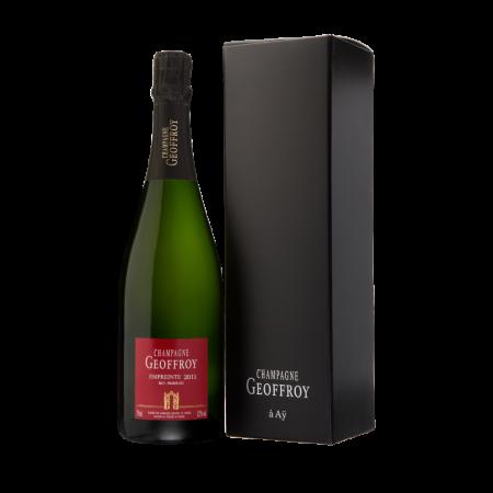 Шампанское Geoffroy Empreinte Brut Premier Cru, 0.75 л., 2011 г. (s)