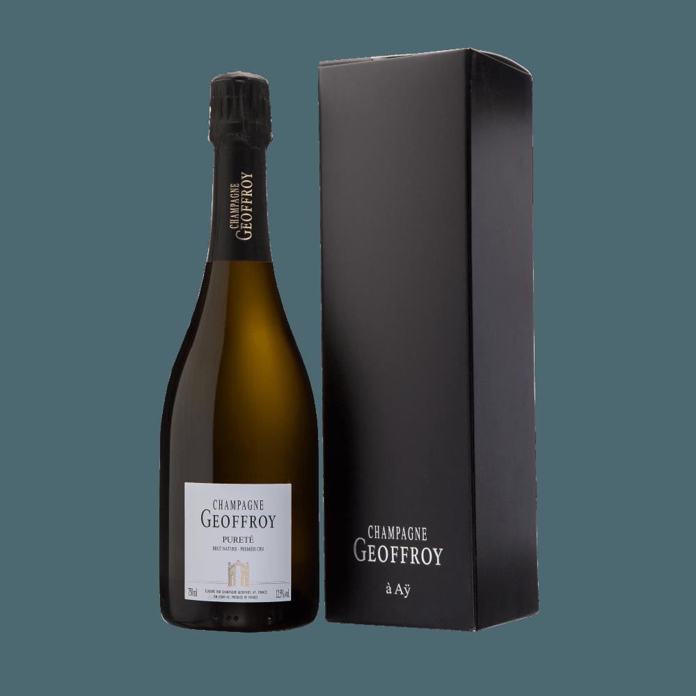 Шампанское Geoffroy Purete Brut Nature Premier Cru, 0.75 л. (s)