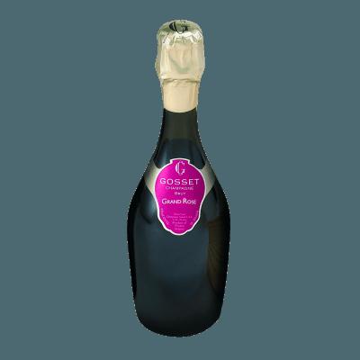 Шампанское Gosset Grand Rose Brut, 0.375 л. (s)