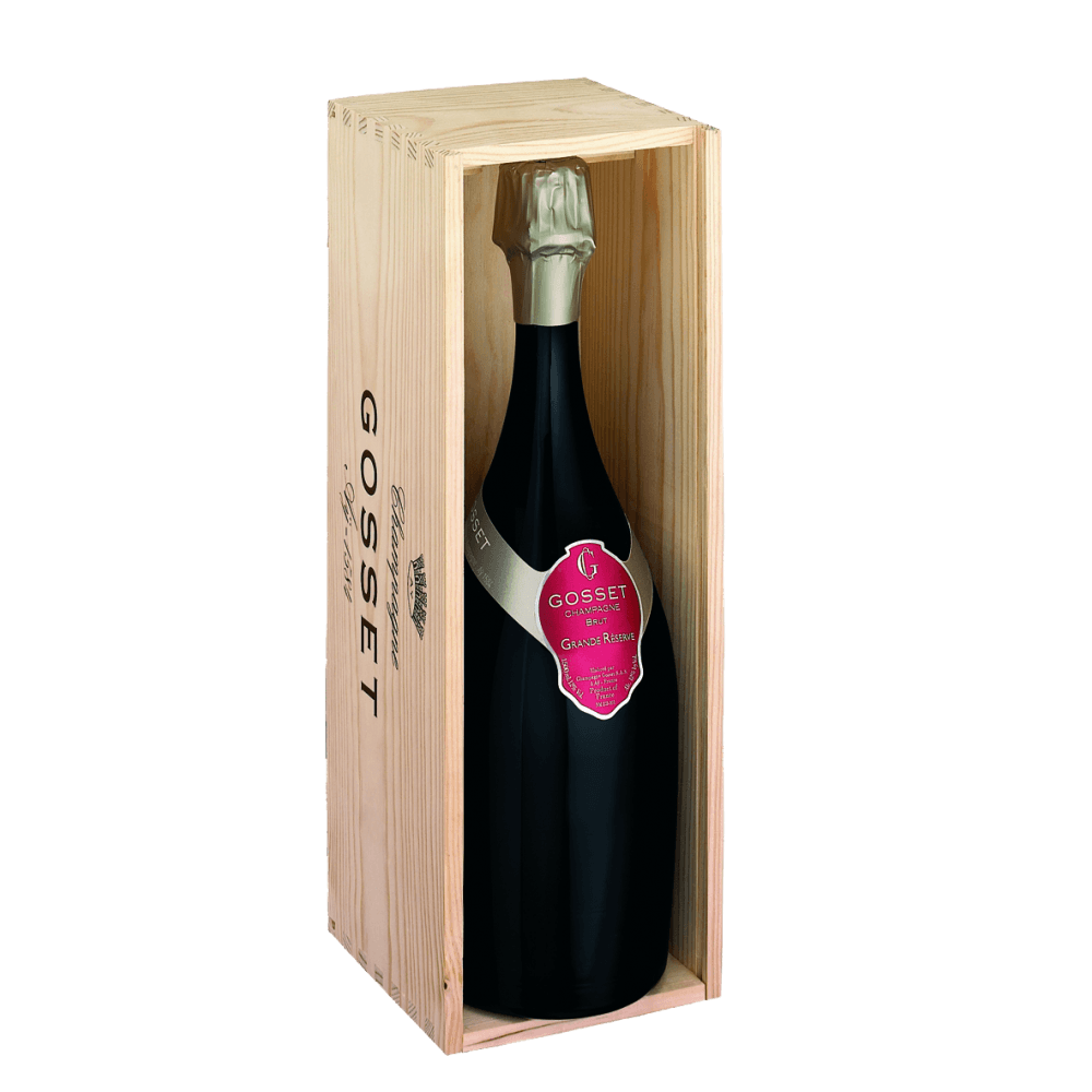Шампанское Gosset Grande Reserve Brut, 1.5 л. (s)