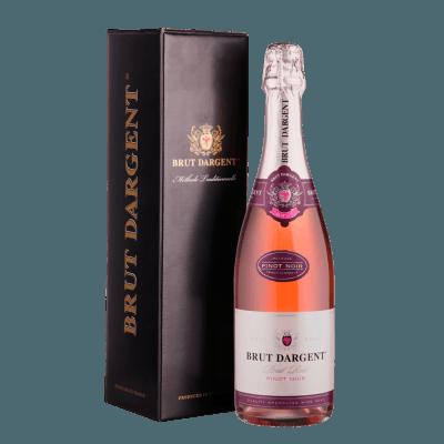 Игристое вино Brut Dargent Pinot Noir Rose, 0.75 л., 2015 г. (s)