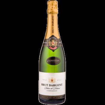 Игристое вино Brut Dargent Blanc de Blancs Chardonnay, 0.75 л., 2016 г. (s)