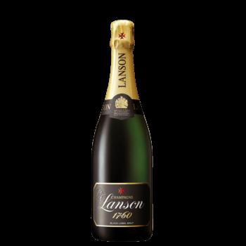 Шампанское Lanson Black Label Brut, 0.75 л. (s)