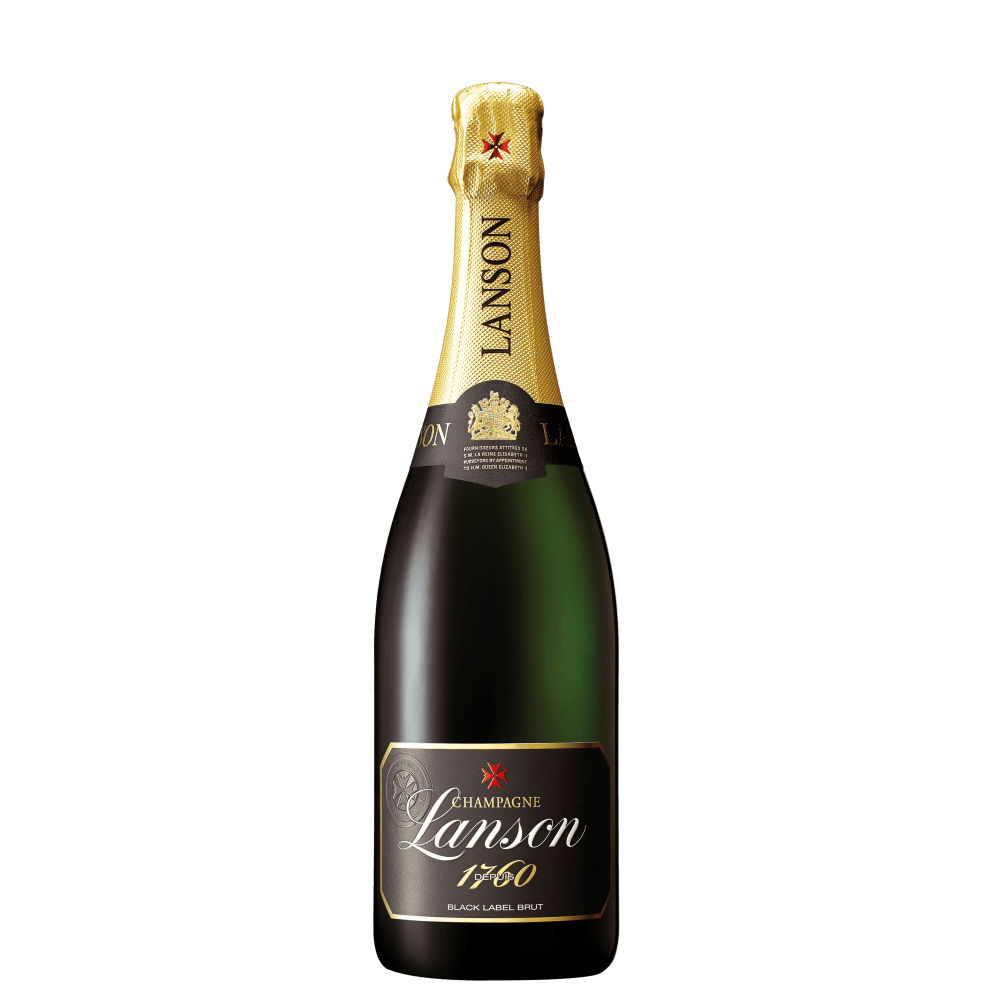 Шампанское Lanson Black Label Brut, 0.75 л. (s)