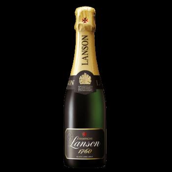 Шампанское Lanson Black Label Brut, 0.375 л. (s)