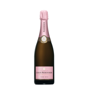 Шампанское Louis Roederer Brut Rose, 0.75 л., 2012 г. (s)