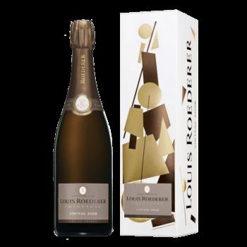 Шампанское Louis Roederer Brut Vintage, 0.75 л., 2009 г. (s)