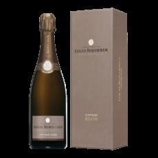 Шампанское Louis Roederer Brut Vintage, 0.75 л., 2012 г. (s)