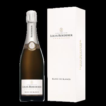 Шампанское Louis Roederer Brut Blanc de Blancs, 0.75 л., 2010 г. (s)