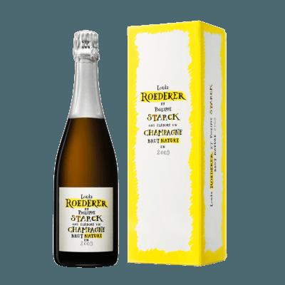 Шампанское Louis Roederer Brut Nature, 0.75 л., 2009 г. (s)