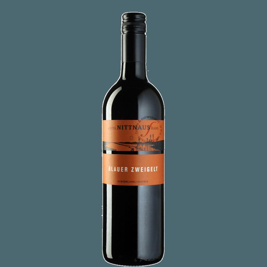Вино Zweigelt, 0.75 л., 2016 г. (s)