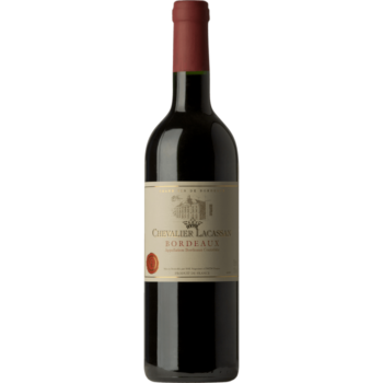 Chevalier Lacassan Bordeaux Rouge 2009 г., 0.75 л. (ew)