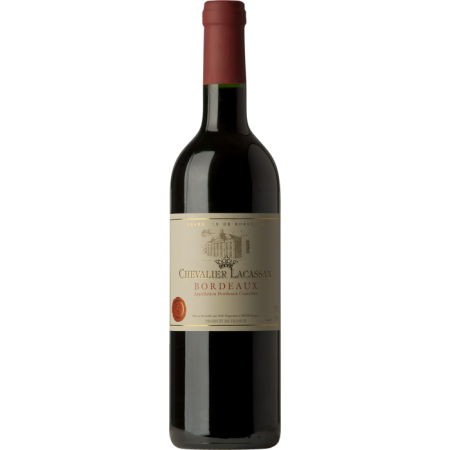 Chevalier Lacassan Bordeaux Rouge 2011 г., 0.75 л. (ew)