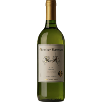 Вино Chevalier Lacassan White Semi-Sweet, 0.75 л. (ew)