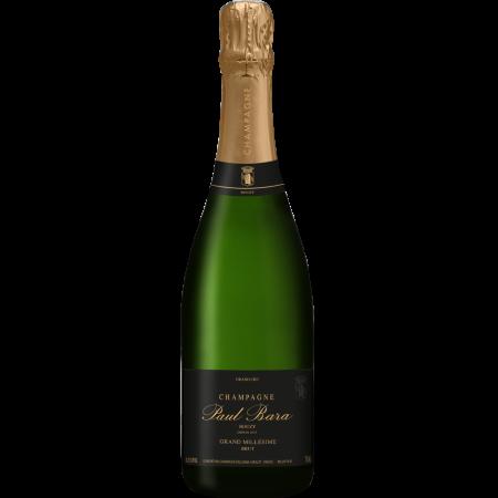 Шампанское Grand Millesime Brut Grand Cru Bouzy, 0.75 л., 2010 г. (s)
