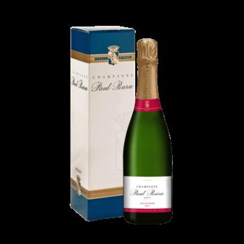 Шампанское Grand Rose Brut Grand Cru Bouzy, 0.75 л. (s)