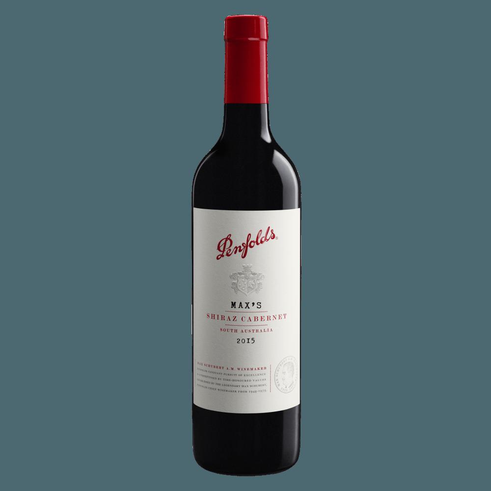 Вино Penfolds Max's Shiraz Cabernet, 0.75 л., 2015 г. (s)