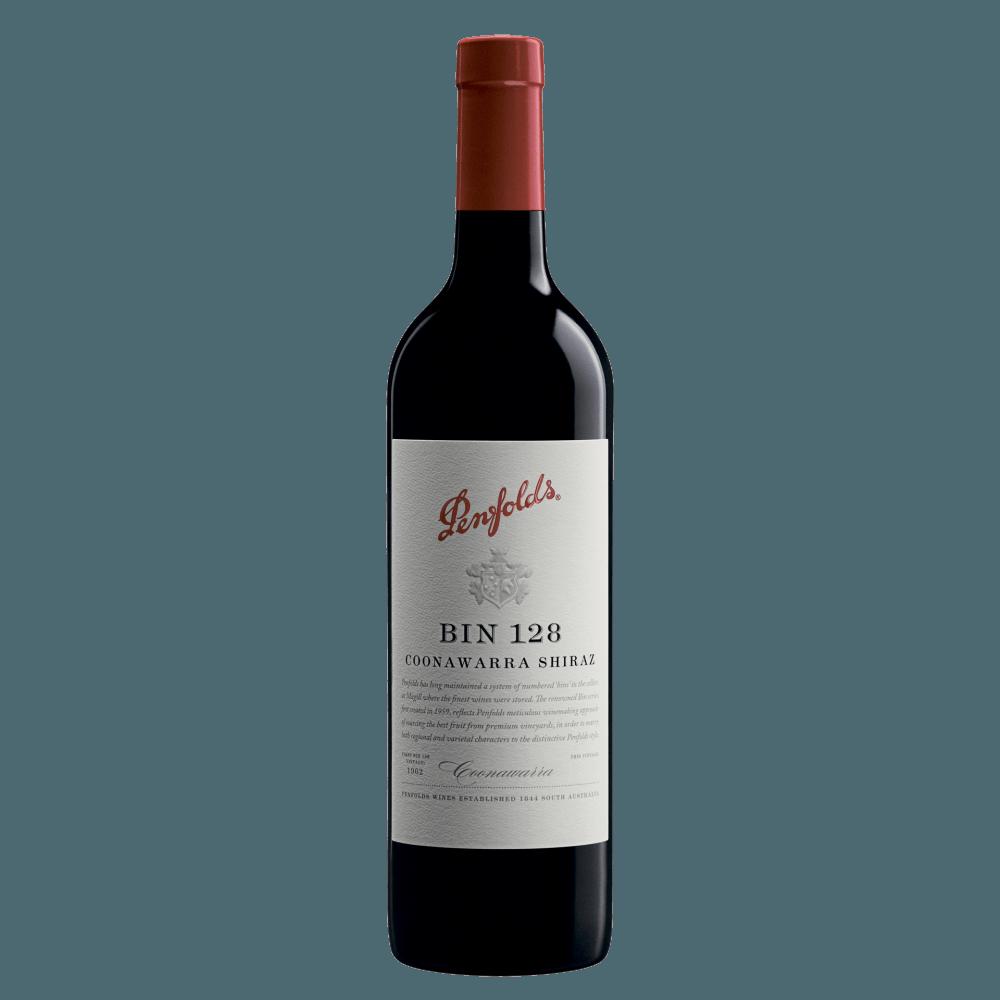 Вино Penfolds Bin 128 Coonawarra Shiraz, 0.75 л., 2015 г. (s)