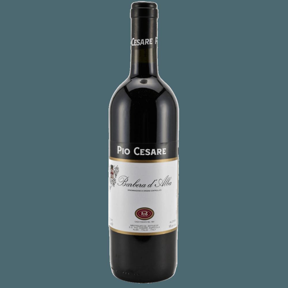 Вино Barbera d'Alba, 0.75 л., 2015 г. (s)