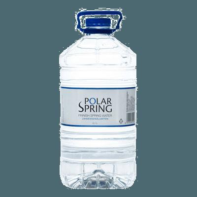 Родниковая вода Polar Spring (негазированная), 5.1 л.