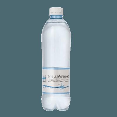 Родниковая вода Polar Spring (негазированная), 0.5 л.