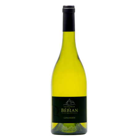 Вино La Chapelle de Bebian Blanc, 0.75 л., 2016 г. (s)