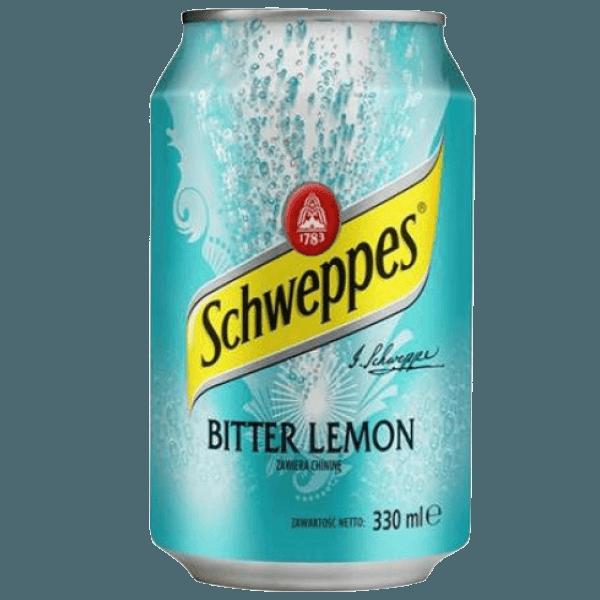 Schweppes Bitter Lemon 330 мл