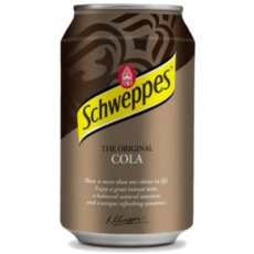 Schweppes Cola 330 мл