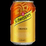 Schweppes Orange 330 мл