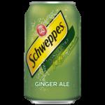 Schweppes Ginger Ale 335 мл
