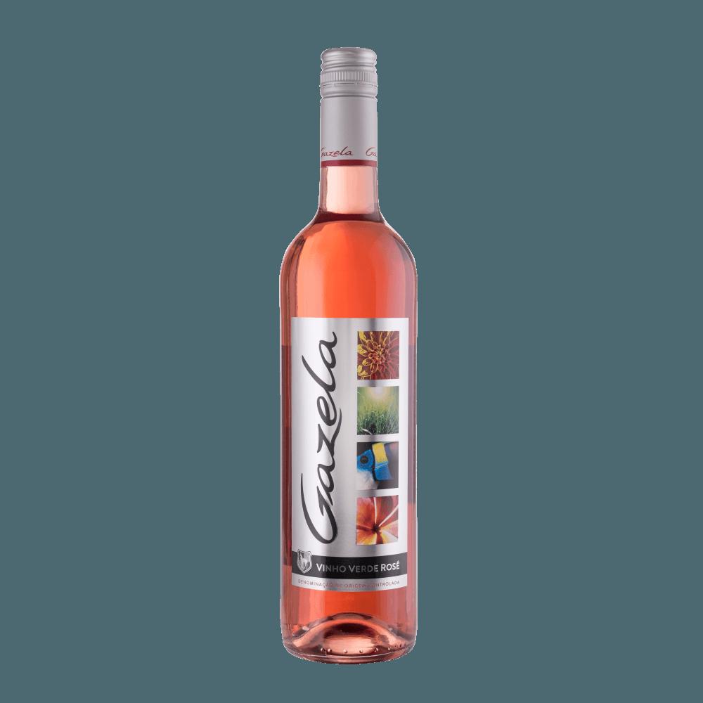 Вино Gazela Vinho Verde Rose, 0.75 л. (s)