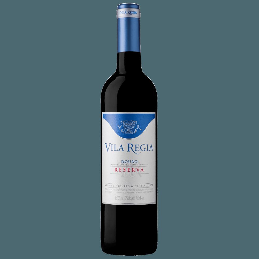 Вино Vila Regia Reserva, 0.75 л., 2015 г. (s)