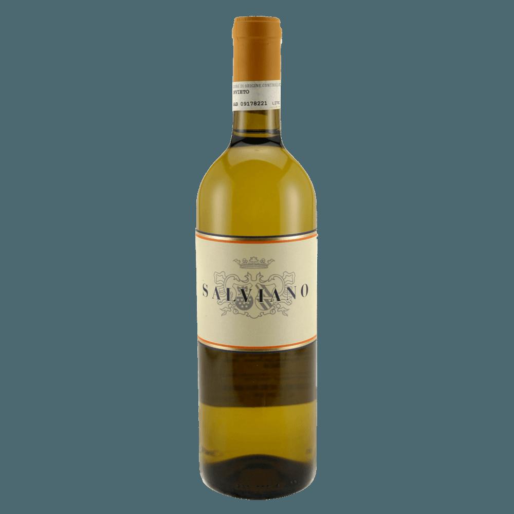 Вино Salviano Orvieto Classico Superiore, 0.75 л., 2013 г. (s)