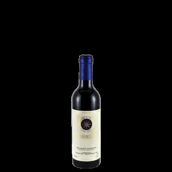 Вино Sassicaia, 0.375 л., 2012 г. (s)