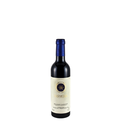 Вино Sassicaia, 0.375 л., 2011 г. (s)