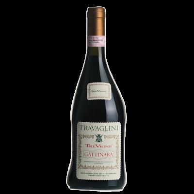 Вино Gattinara Tre Vigne, 0.75 л., 2011 г. (s)