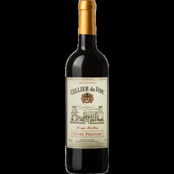 Вино Cellier du Vosc Cuvee Prestige Red Semi sweet, 0.75 л. (ew)
